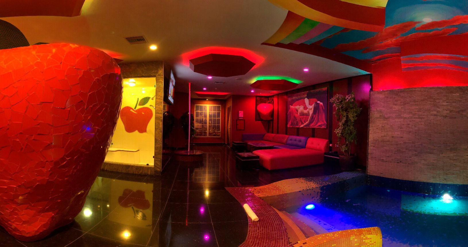 Moteles en Guayaquil - Moteles Extasis en Ecuador / La Ruta del Placer